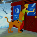 PSX PlayStation Scooby Doo Night of 100 Frights Prototype Level 3 Wolf Ends Lodge Screenshot (6)