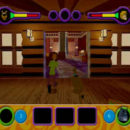 PSX PlayStation Scooby Doo Night of 100 Frights Prototype Level 3 Wolf Ends Lodge Screenshot (7)