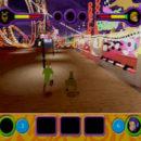 PSX PlayStation Scooby Doo Night of 100 Frights Prototype Level 4 Frightland Park Screenshot (10)