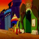 PSX PlayStation Scooby Doo Night of 100 Frights Prototype Level 4 Frightland Park Screenshot (4)