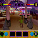 PSX PlayStation Scooby Doo Night of 100 Frights Prototype Level 4 Frightland Park Screenshot (8)