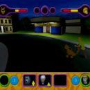 PSX PlayStation Scooby Doo Night of 100 Frights Prototype Level 5 Main Street Screenshot (10)