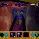 PSX PlayStation Scooby Doo Night of 100 Frights Prototype Level 5 Main Street Screenshot (11)