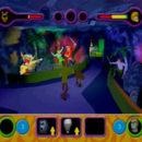 PSX PlayStation Scooby Doo Night of 100 Frights Prototype Level 5 Main Street Screenshot (12)