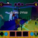 PSX PlayStation Scooby Doo Night of 100 Frights Prototype Level 5 Main Street Screenshot (13)