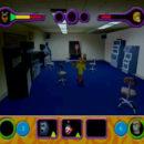 PSX PlayStation Scooby Doo Night of 100 Frights Prototype Level 5 Main Street Screenshot (15)
