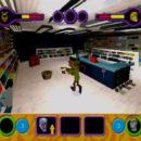PSX PlayStation Scooby Doo Night of 100 Frights Prototype Level 5 Main Street Screenshot (17)