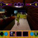 PSX PlayStation Scooby Doo Night of 100 Frights Prototype Level 5 Main Street Screenshot (19)