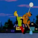 PSX PlayStation Scooby Doo Night of 100 Frights Prototype Level 5 Main Street Screenshot (24)