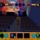 PSX PlayStation Scooby Doo Night of 100 Frights Prototype Level 5 Main Street Screenshot (5)