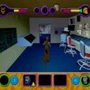 PSX PlayStation Scooby Doo Night of 100 Frights Prototype Level 5 Main Street Screenshot (6)