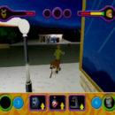 PSX PlayStation Scooby Doo Night of 100 Frights Prototype Level 5 Main Street Screenshot (8)