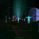 PSX PlayStation Scooby Doo Night of 100 Frights Prototype Opening Cinema Screenshot (5)