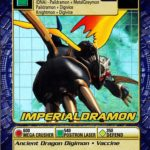 PSX PlayStation Digimon Digital Card Battle Collectible Card Side 1