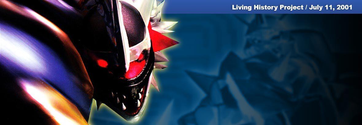 July 11th, 2001 New Release: Digimon Digital Card Battle
