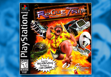 PSX PlayStation Rogue Trip: Vacation 2012