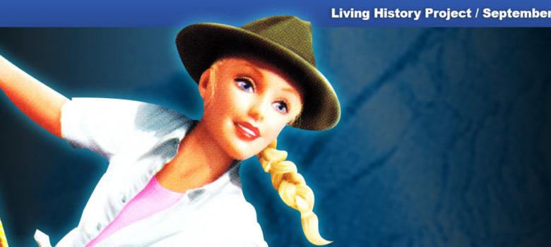PSX PlayStation Barbie Explorer