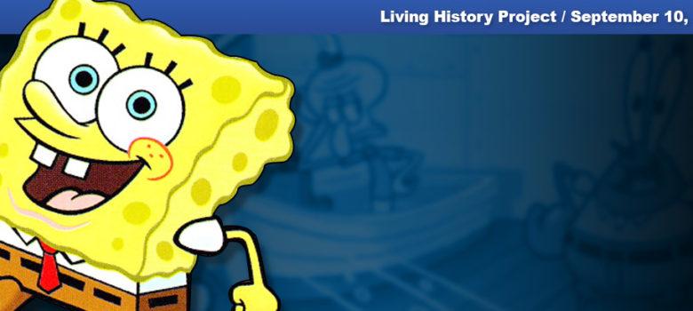 PSX PlayStation Spongebob Squarepants Supersponge