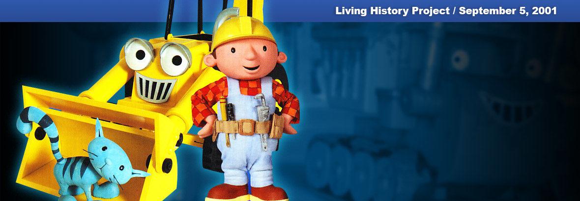 New for September 5th, 2001: Bob the Builder / Nicktoons Racing