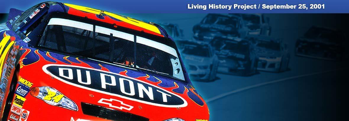 September 25th New Release: NASCAR Thunder 2002