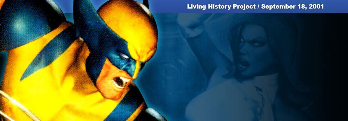 New Release September 18, 2001: Hot Wheels, Razor Racing, X-Men