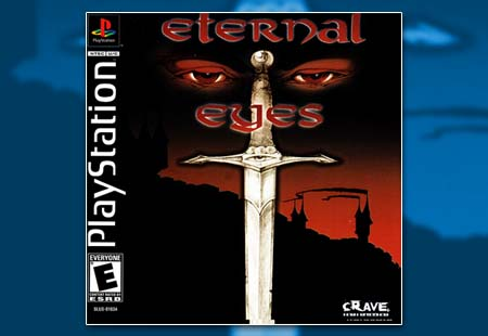 PSX PlayStation Eternal Eyes