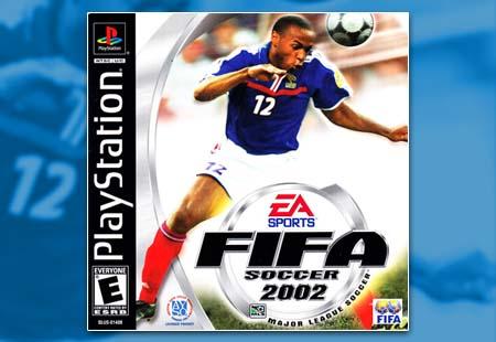 PSX PlayStation FIFA Soccer 2002 MLS