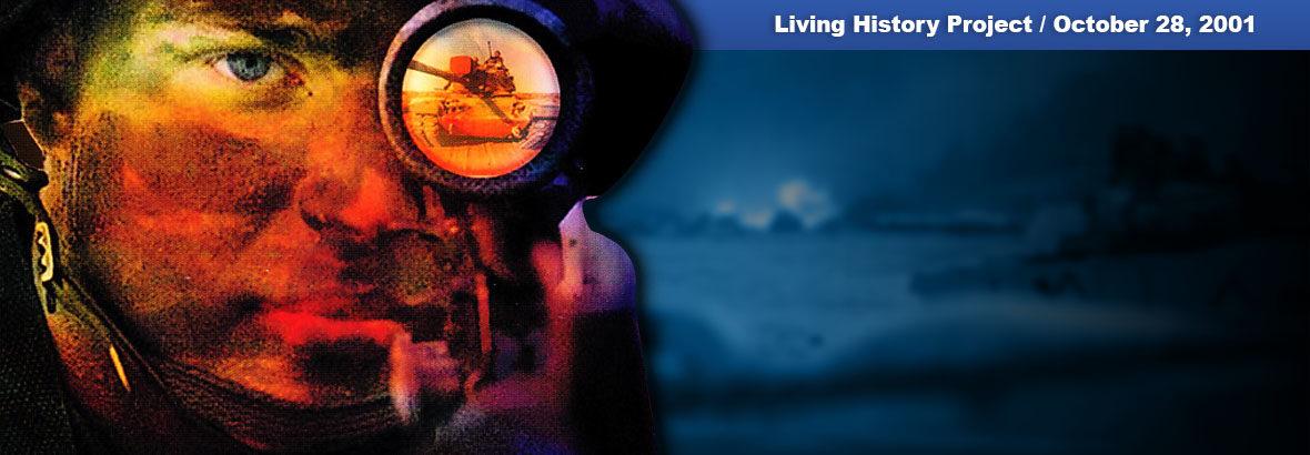 Oct 28, 2001 New Release: Spec Ops: Covert Assault
