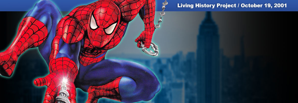 New Release October 19, 2001 – Spider-Man 2 Enter: Electro