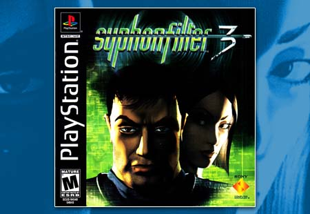 PSX PlayStation Syphon Filter 3
